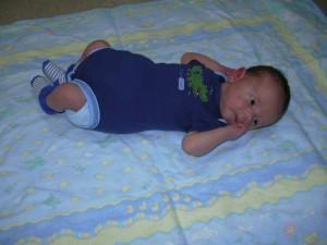 One Week Old!