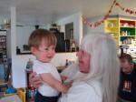 Xander and Grandma